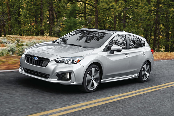 8 Best Compact Cars Under $25,000 for 2019 featured image large thumb8