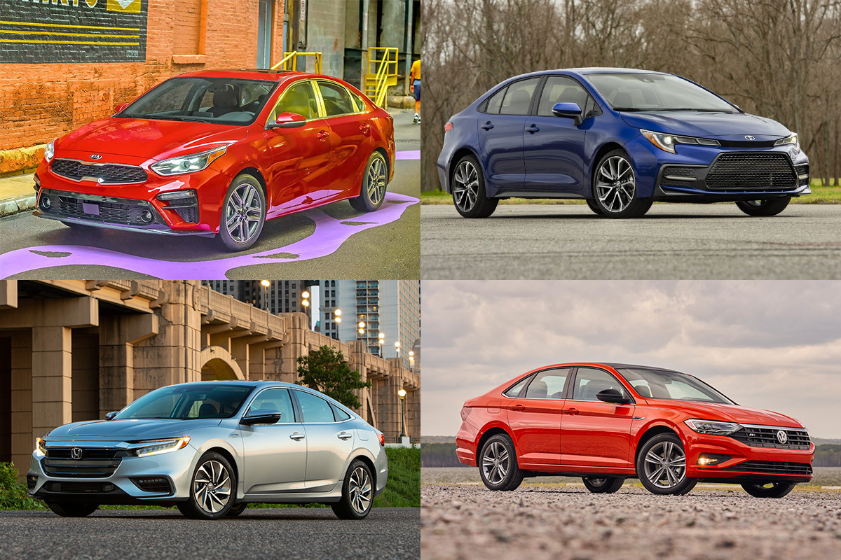 Best Subcompact Cars 2020.8 Best Compact Cars Under 25 000 For 2019 Autotrader