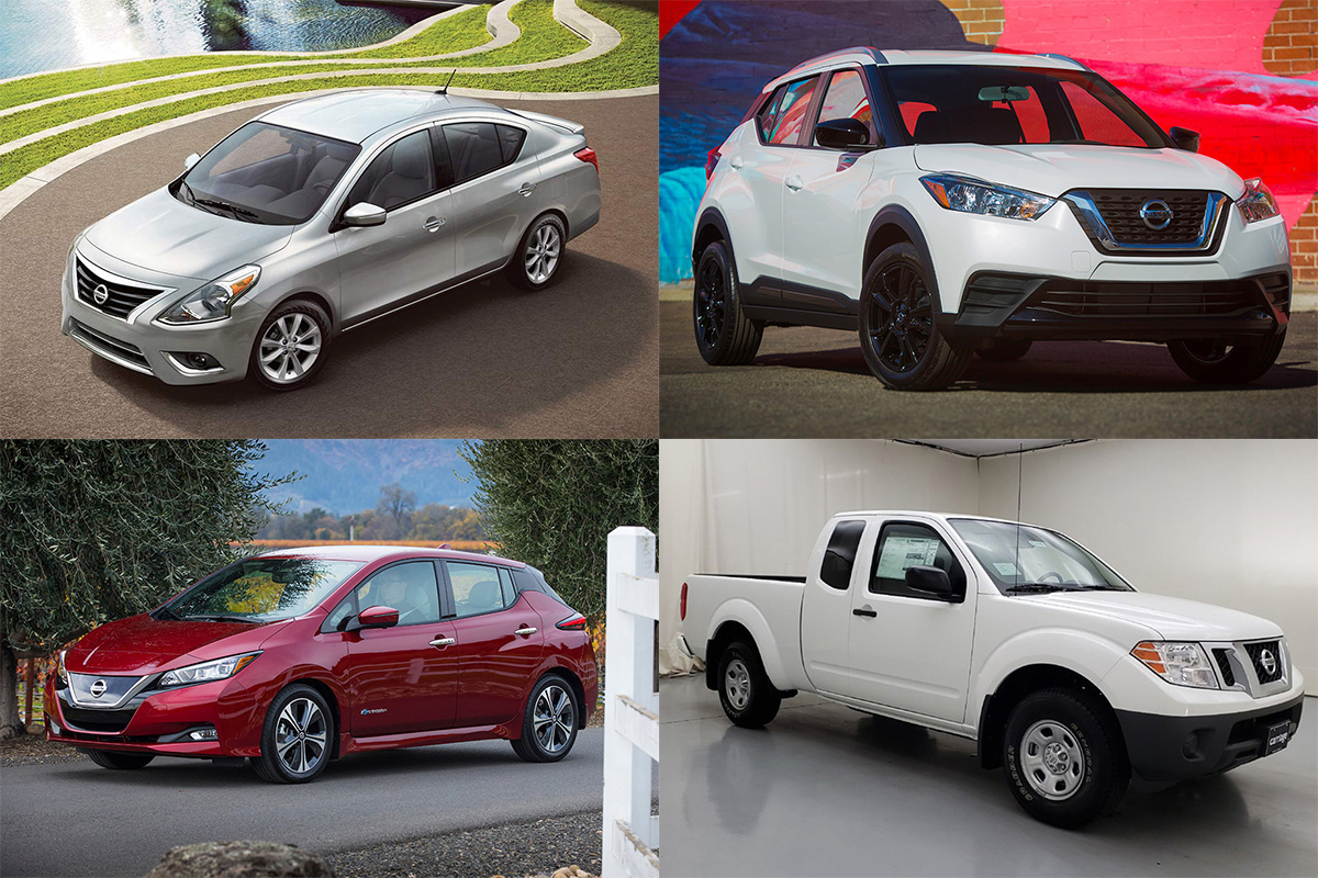 7 Great New Nissans Under $25,000 for 2019 featured image large thumb0
