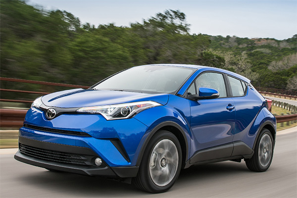 Great New Toyotas Under $25,000 for 2019 featured image large thumb9
