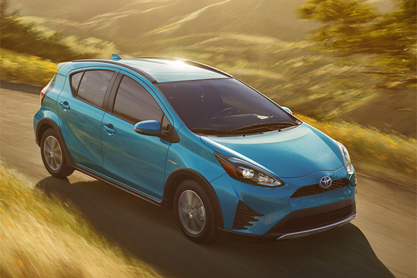 Great New Toyotas Under $25,000 for 2019 featured image large thumb6