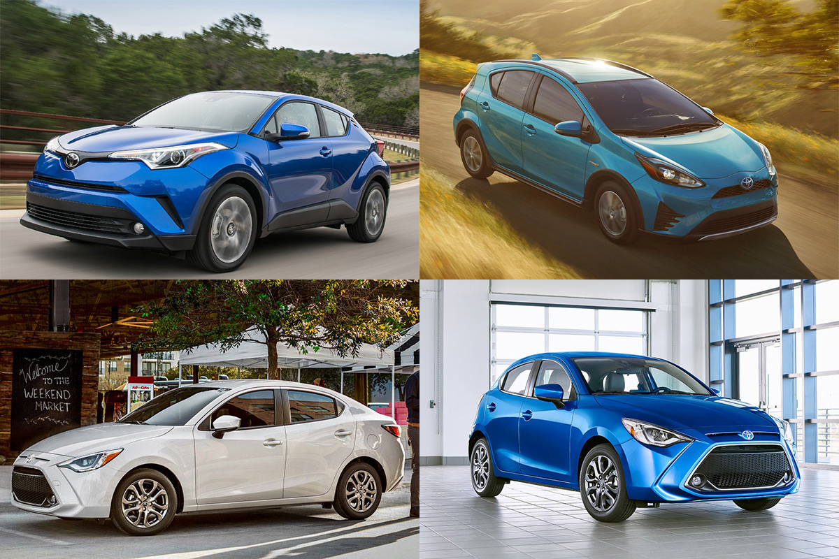 Great New Toyotas Under $25,000 for 2019 featured image large thumb0