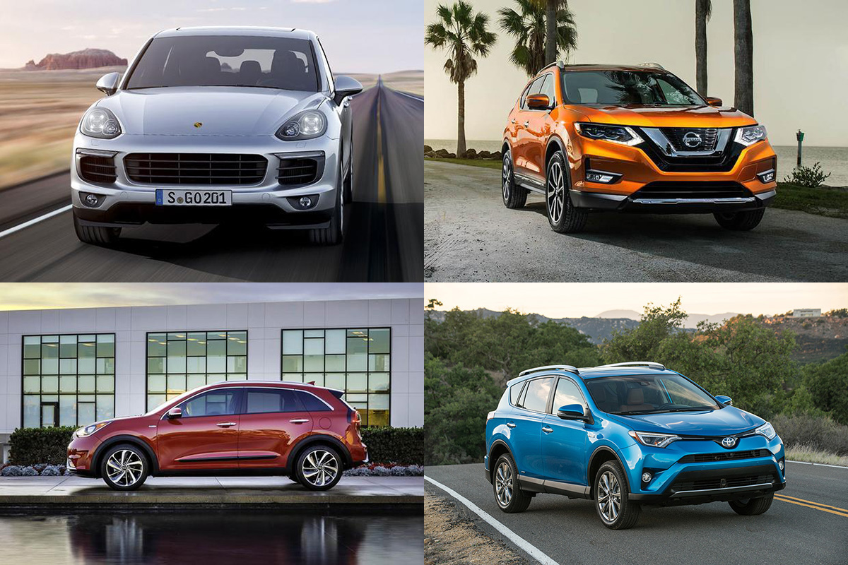 6 Great Used Hybrid SUVs Under $25,000 for 2019 featured image large thumb0