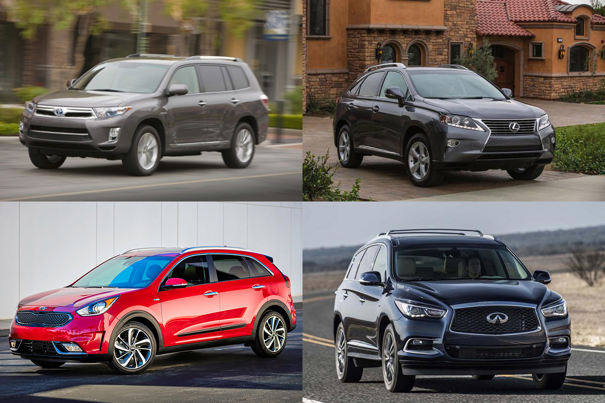 6 Great Used Hybrid SUVs Under $20,000 for 2019 featured image large thumb0