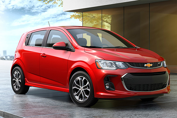 6 Good New Subcompact Cars Under $20,000 for 2019 featured image large thumb6