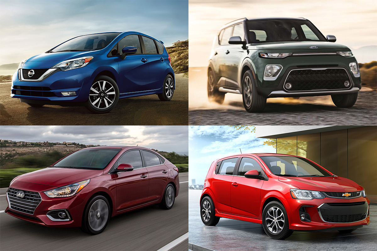6 Good New Subcompact Cars Under $20,000 for 2019 featured image large thumb0