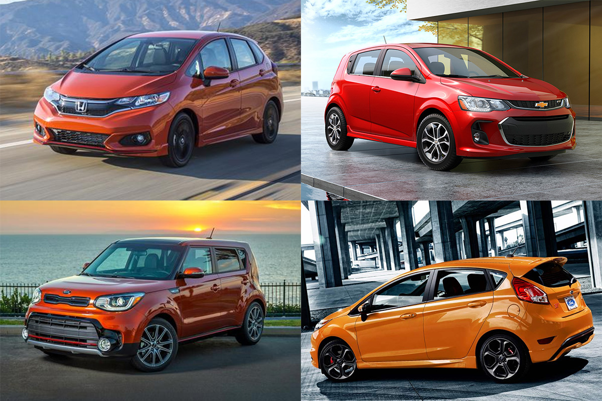 6 Great Used Subcompact Cars Under $15,000 featured image large thumb0