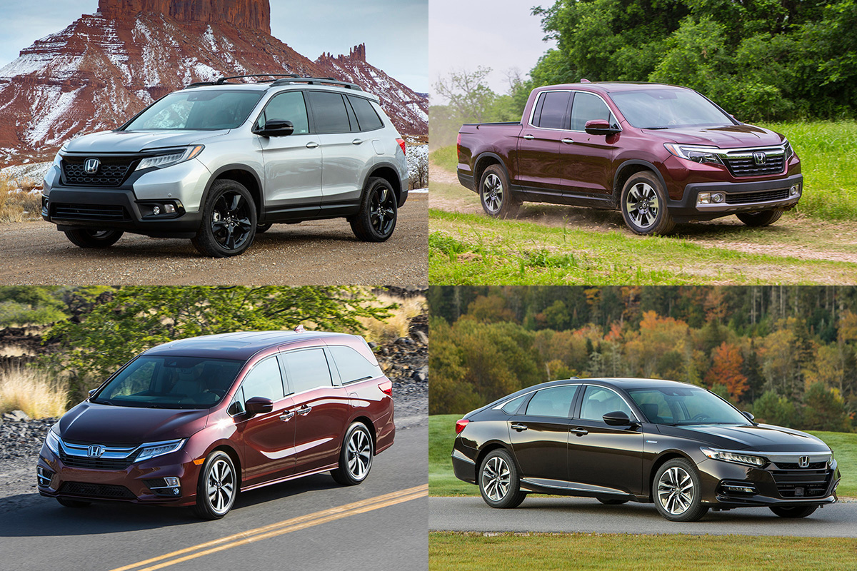 7 Great New Hondas Under $40,000 for 2019 featured image large thumb0