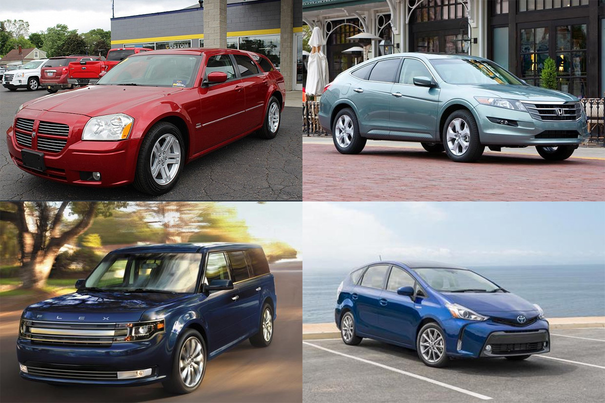 7 Good Used Wagons Under $10,000 for 2019 featured image large thumb0