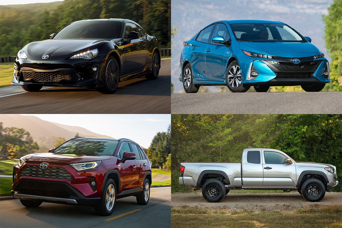 9 Great New Toyotas Under 30 000 For 2019 Autotrader