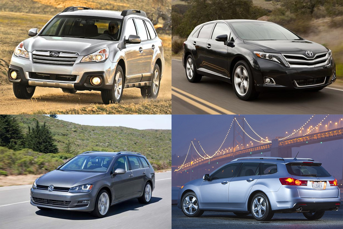 6 Good Used Wagons Under $15,000 for 2019 featured image large thumb0