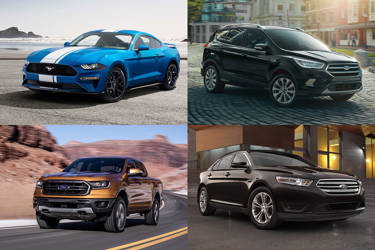 6 Great New Fords Under 30 000 For 2019 Autotrader