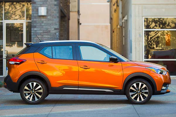 10 Most Affordable New Suvs For 2019 Autotrader