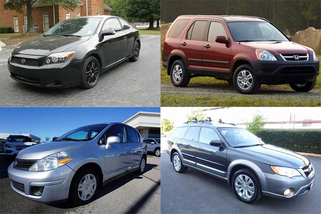 9 Good Used Cars Under 5 000 For 2019 Autotrader