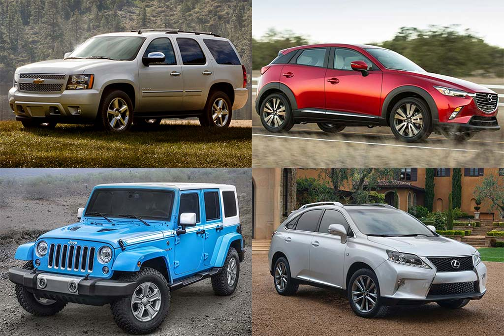 Fastest Used Cars Under 20k >> 8 Great Used Suvs Under 20 000 For 2019 Autotrader