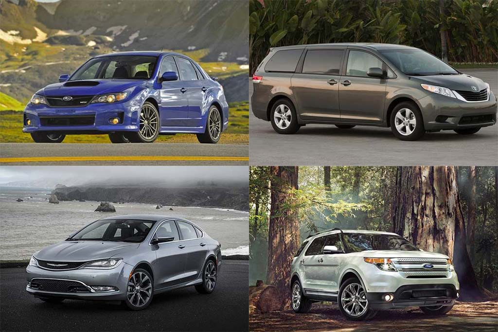 Used All Wheel Drive Cars >> 9 Great All Wheel Drive Used Cars Under 15 000 For 2019