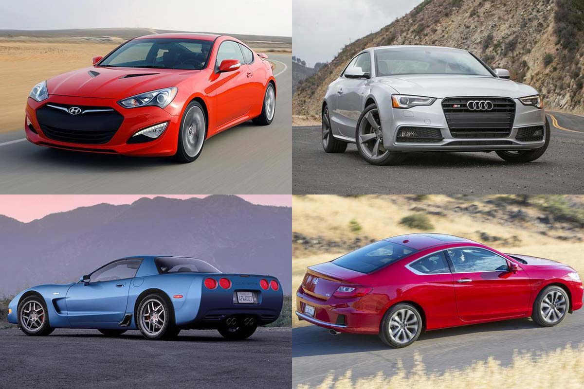 Best New Cars Under 15000 >> 9 Great Used Coupes Under 15 000 For 2019 Autotrader