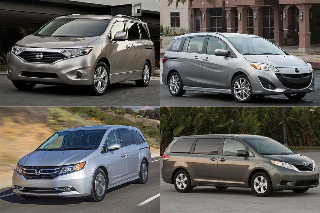 best deals on minivans