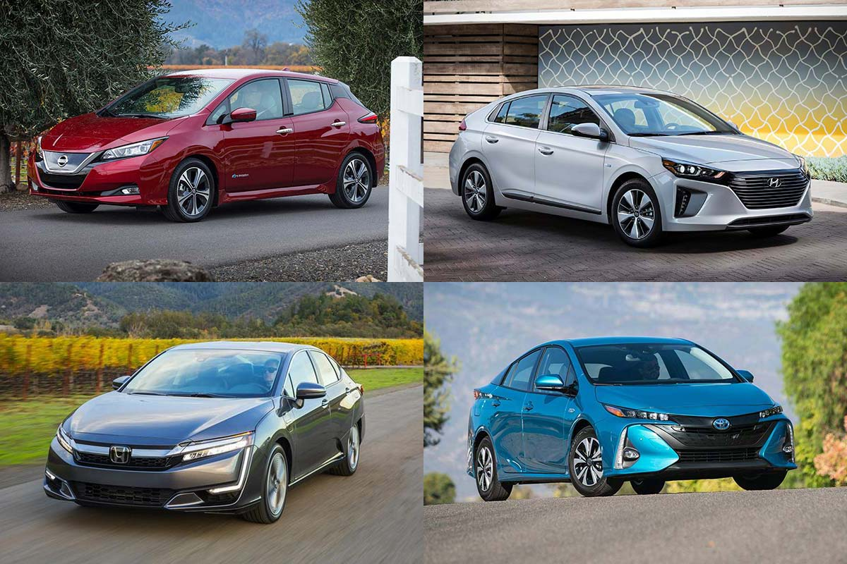 10 Most Affordable Plug-In Hybrid and Electric Vehicles for 2019 featured image large thumb0