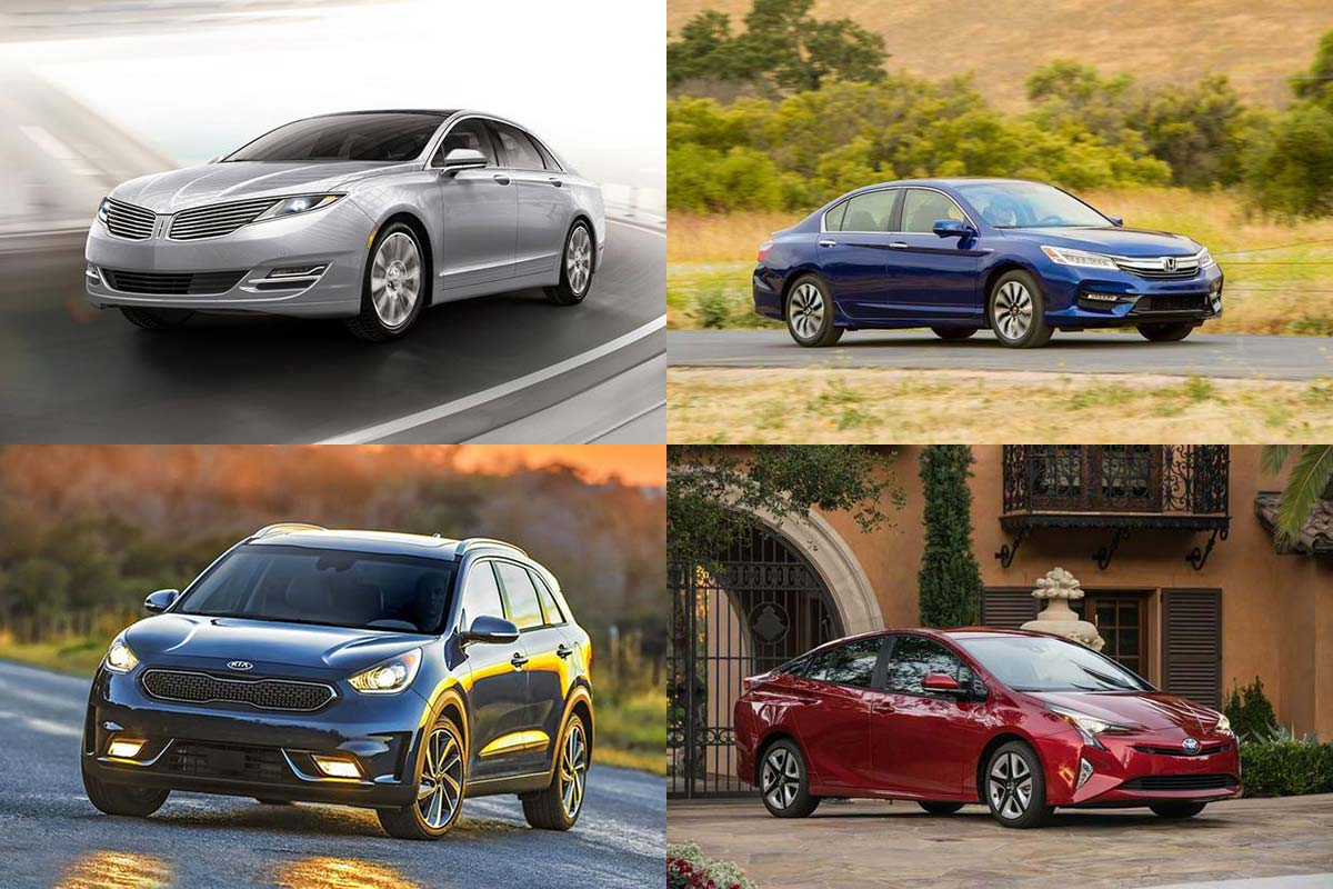 6 Great Used Hybrid Cars Under $20,000 for 2019 featured image large thumb0