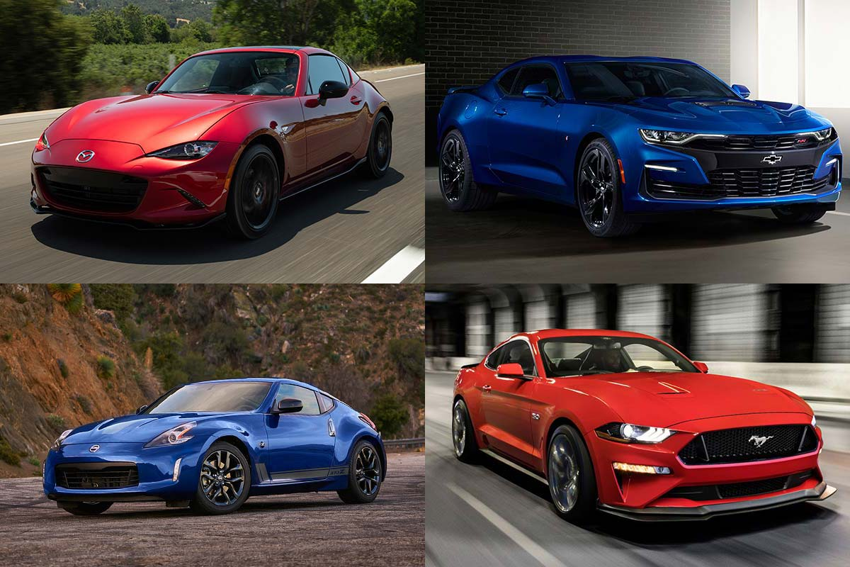 6 Great New Coupes Under $40,000 for 2019 featured image large thumb0