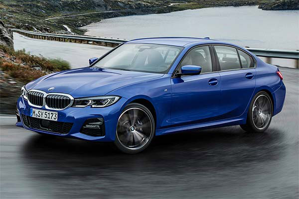 7 of the Fastest New Sedans Under $60,000 for 2019 featured image large thumb6