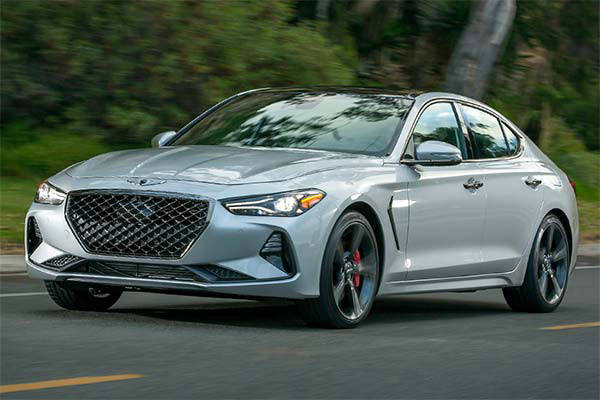 7 of the Fastest New Sedans Under $60,000 for 2019 featured image large thumb3