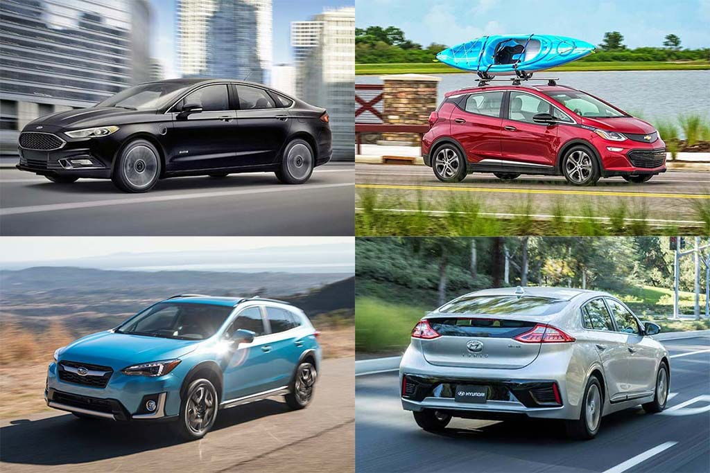 8 Great New Plug-In Hybrid and Electric Vehicles Under $40,000 for 2019 featured image large thumb0