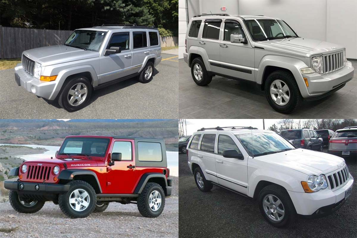 8 Best Used Jeeps Under $10,000 for 2019 featured image large thumb0