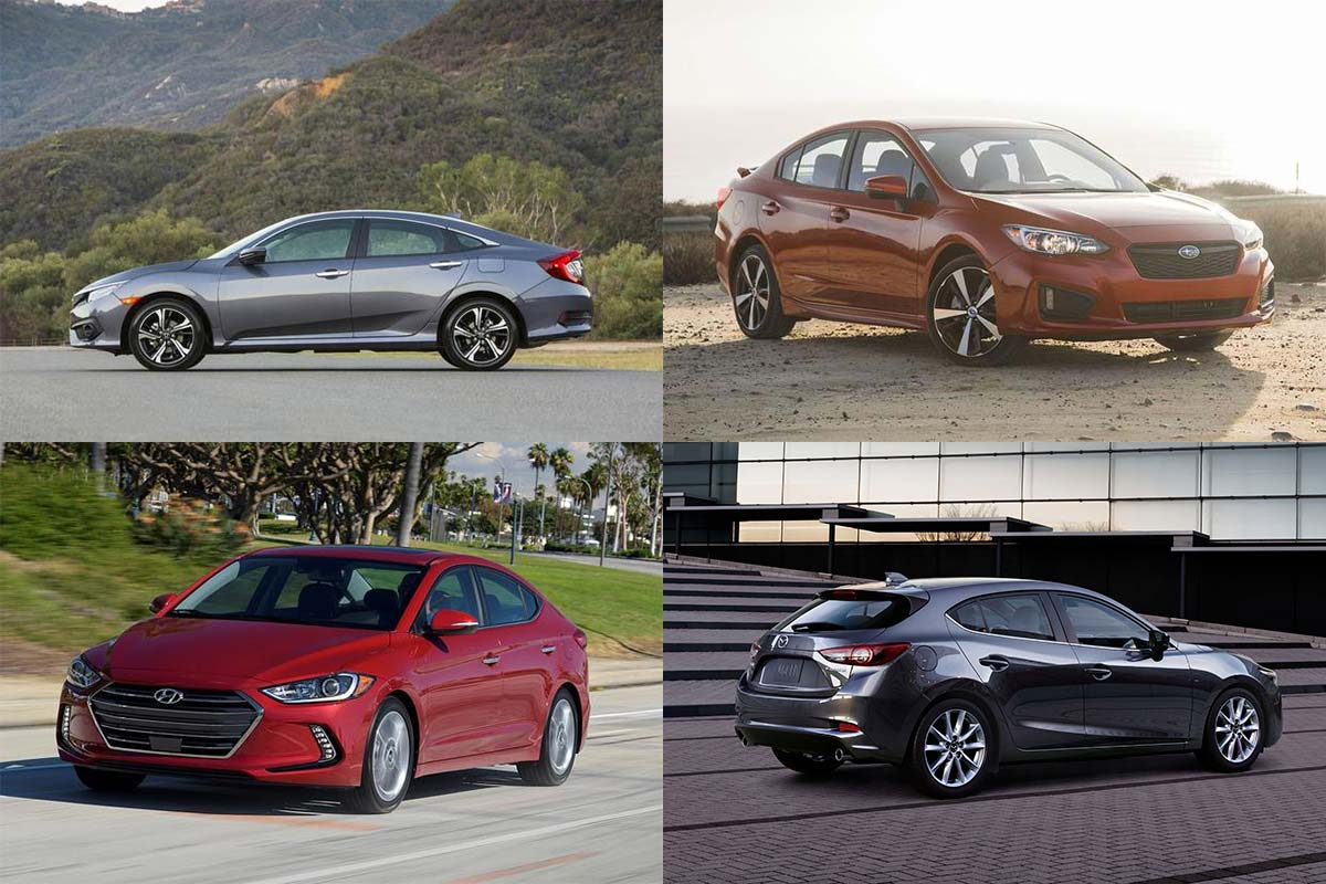 6 Great Used Compact Cars Under $20,000 for 2019 featured image large thumb0