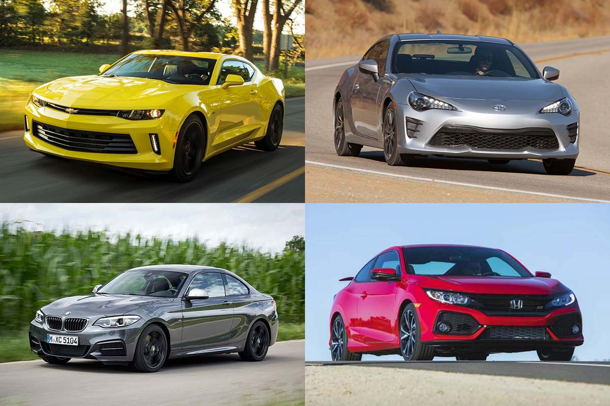 6 Great CPO Coupes Under $25,000 for 2019 featured image large thumb0