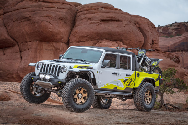 6 Jeep Gladiator-Inspired Concepts Revealed at the 2019 Moab Easter Jeep Safari featured image large thumb1