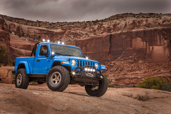 6 Jeep Gladiator-Inspired Concepts Revealed at the 2019 Moab Easter Jeep Safari featured image large thumb7