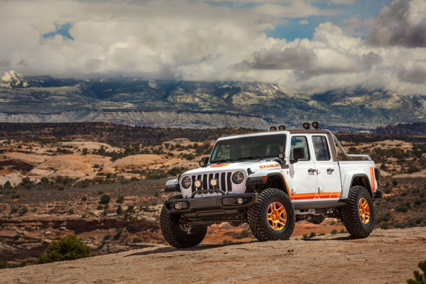 6 Jeep Gladiator-Inspired Concepts Revealed at the 2019 Moab Easter Jeep Safari featured image large thumb9