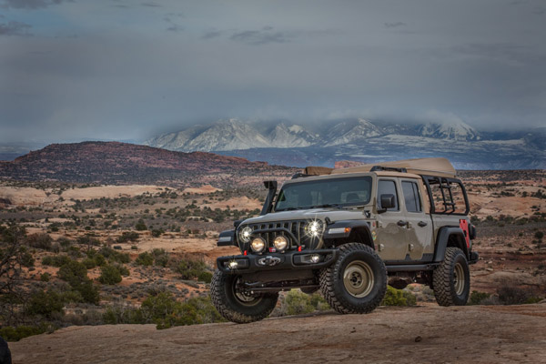 6 Jeep Gladiator-Inspired Concepts Revealed at the 2019 Moab Easter Jeep Safari featured image large thumb5