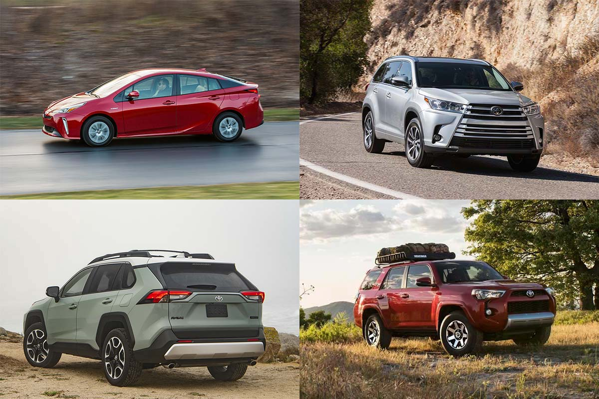 8 Best New Toyotas Under $40k for 2019 featured image large thumb0