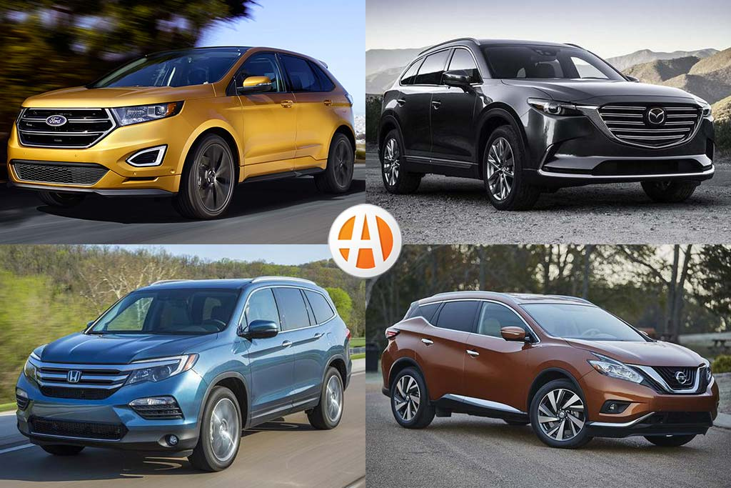 7 Great CPO Midsize SUVs Under $25,000 for 2020 featured image large thumb0