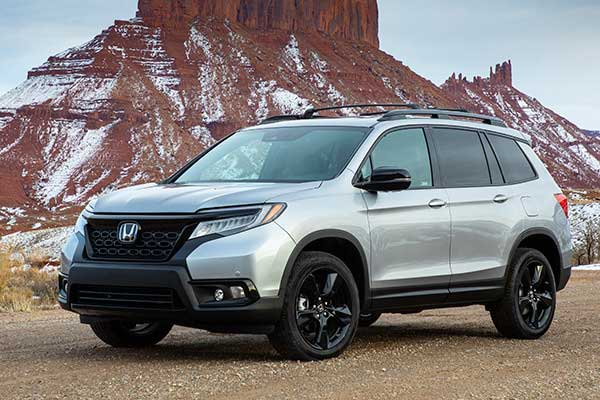 7 Great New Midsize SUVs Under $40,000 for 2020 featured image large thumb3