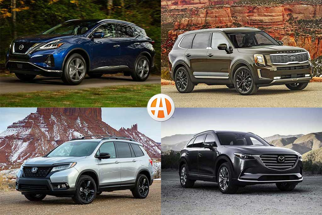 7 Great New Midsize SUVs Under $40,000 for 2020 featured image large thumb0