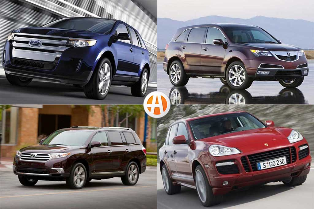 6 Great Used Midsize SUVs Under $15,000 for 2020 featured image large thumb0