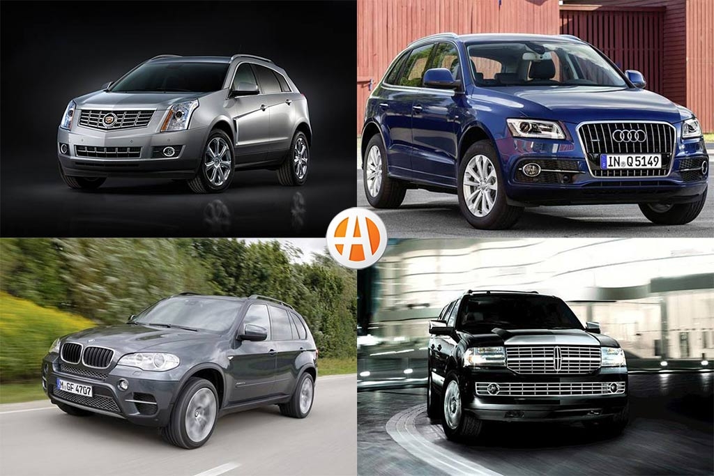 7 Great Used Luxury SUVs Under $15,000 for 2019 featured image large thumb0