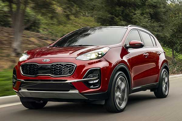 8 Great New Compact SUVs Under $40,000 for 2020 featured image large thumb4