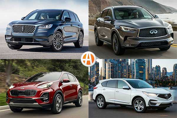 8 Great New Compact SUVs Under $40,000 for 2020 featured image large thumb0