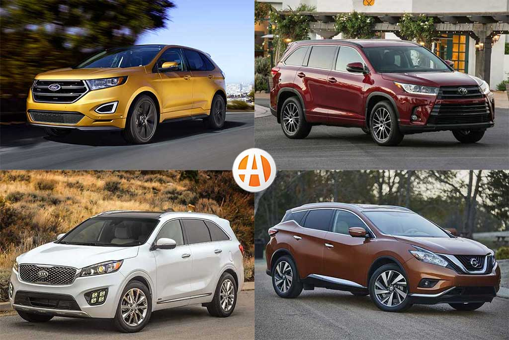 7 Great Used Midsize SUVs Under $20,000 for 2020 featured image large thumb0