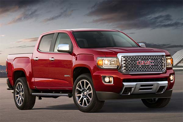 IIHS Top Safety Pick-Rated Midsize Pickups for 2020 featured image large thumb5