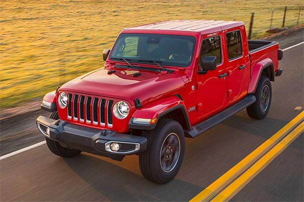 IIHS Top Safety Pick-Rated Midsize Pickups for 2020 featured image large thumb7