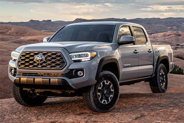 IIHS Top Safety Pick-Rated Midsize Pickups for 2020 featured image large thumb1