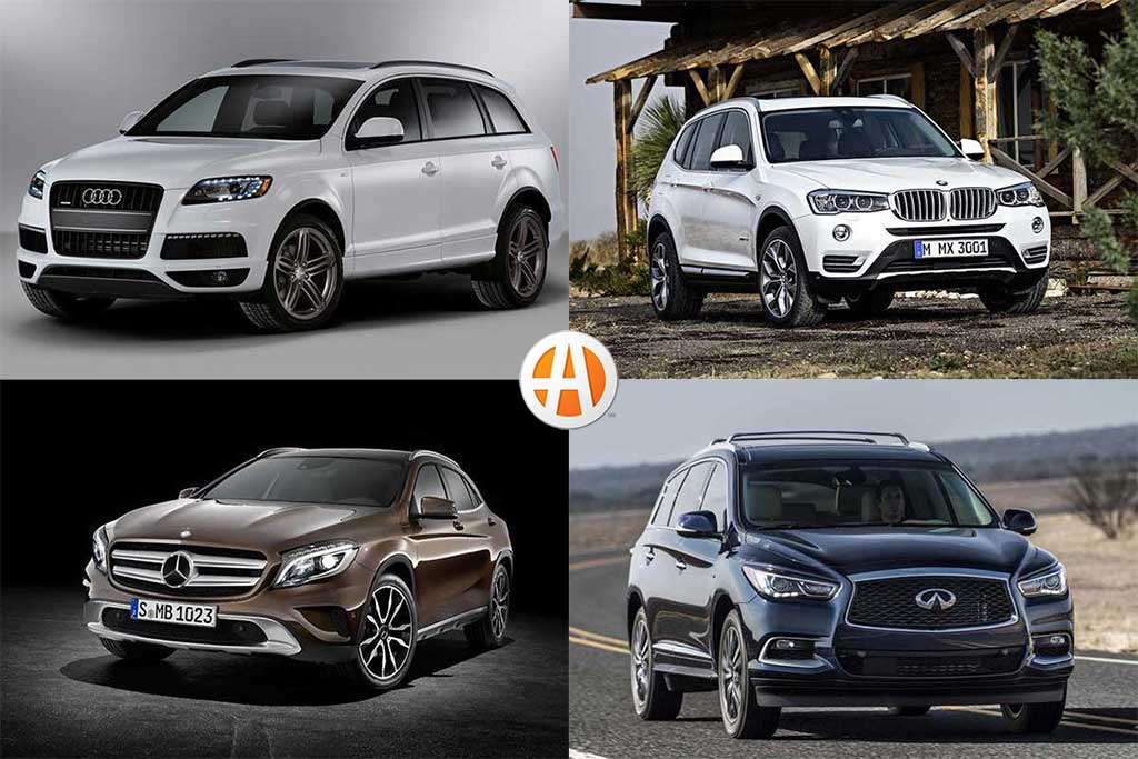 8 Great Used Luxury SUVs Under $20,000 for 2020 featured image large thumb0
