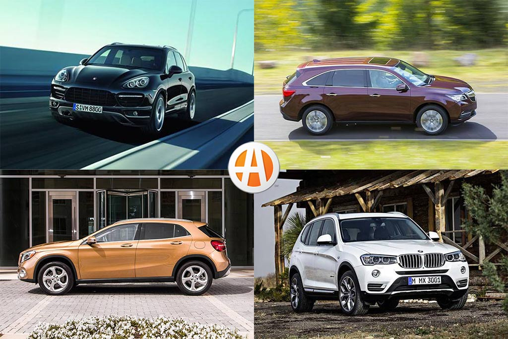The Top 8 Used Luxury SUVs Under $30,000 for 2019 featured image large thumb0