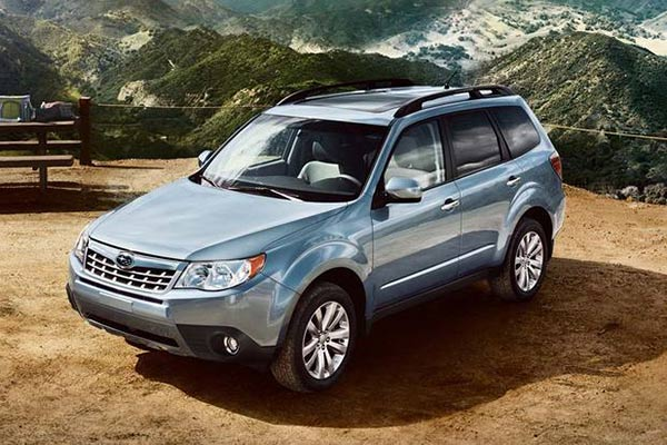 7 Good Used Compact SUVs Under $10,000 for 2019 featured image large thumb6
